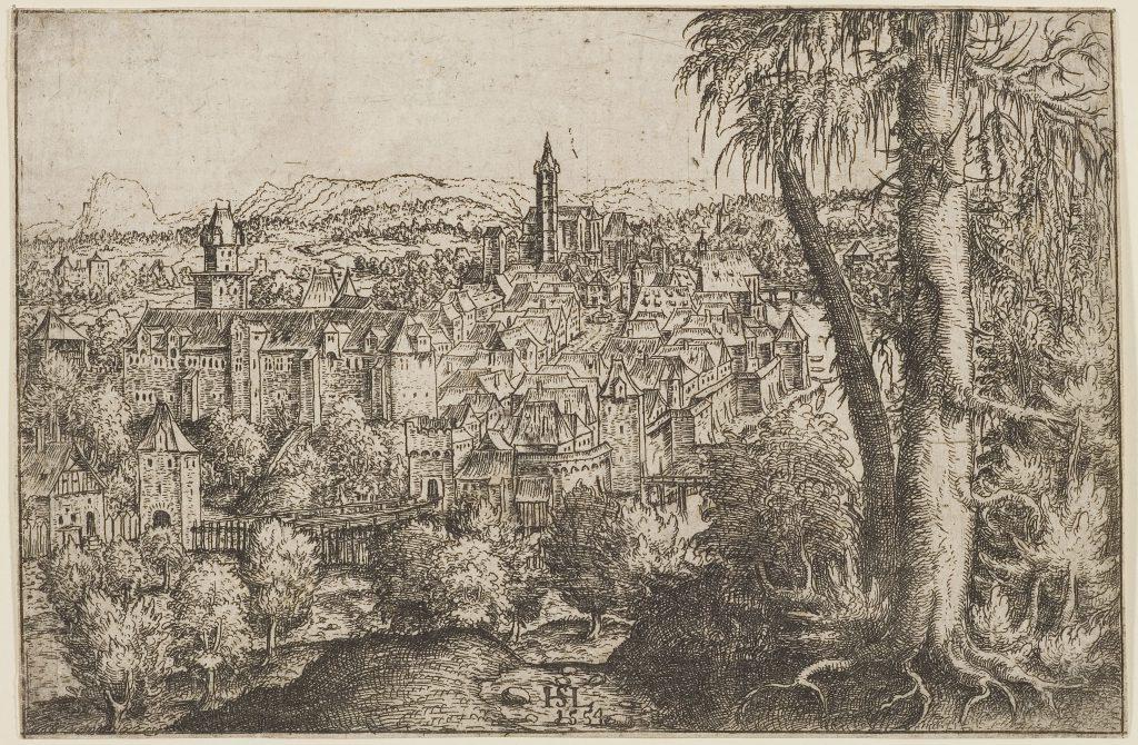 Hans Sebald Lautensack Steyr 1554